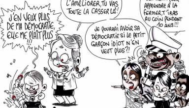 Charlie démocratie